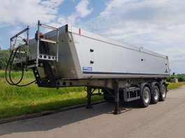 tipper semi trailer Schmitz Cargobull SKI 27 ALU STEEL 27 M3 Liftas 2006