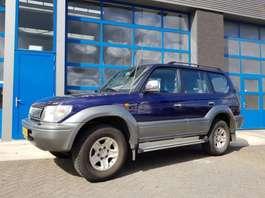 todo o terreno – automóvel de 4x4 passageiros Toyota LANDCRUISER VZJ95 5drs Special 1997
