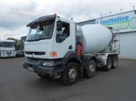 concrete mixer truck Renault Kerax 420dci 2006