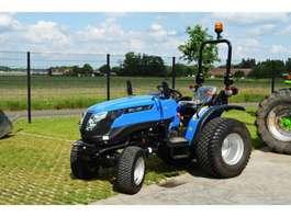 mini - compact - garden tractor Solis 26 2019
