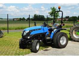 мини — компактный — садовый трактор Solis 26 2019