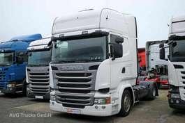 mega-volume tractorhead Scania R 450 Hubsattelkupplung Topline Retarder 900L 2015