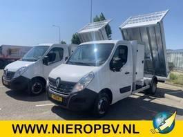drop side lcv Renault master Kieper Nieuw ! Airco 150PK 2019