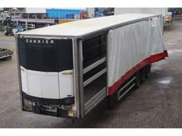 полуприцеп-рефрижератор Sor Curtainside Reefer Carrier Vector 1800 2004