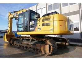 escavadora de rastos Caterpillar 330D2L 2017