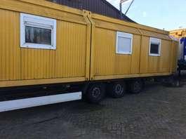офисно-жилой контейнер bedrijfs unit Selfsupporting HOME 3X