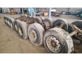 Axle truck part SAF as