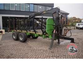 przeładunek w rolnictwie Bomenwagen PD80 2016