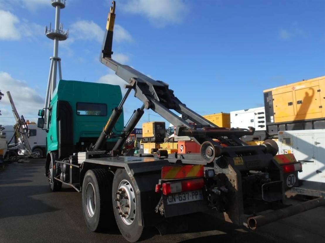 drop side truck Renault Premium Lander 2007