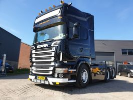 cab over engine Scania 6x2 trekker 2005