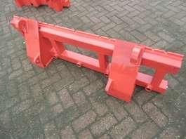 pallet fork attachment PALLETDRAGER euro-aansluiting