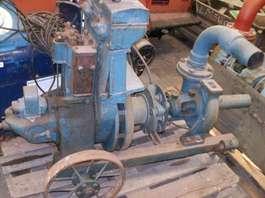 Wasserpumpe Maschine 671 Oldtimer Bernard