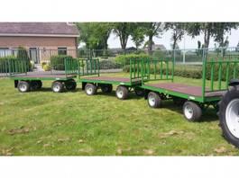 прицеп-платформа для легкового автомобиля MINI transportwagen