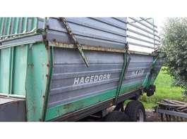 self loading wagon HAGEDOORN HSL 328 1986
