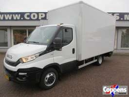closed box lcv < 7.5 t Iveco Daily 35 C 14 Bakwagen +Klep 2017