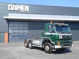 heavy duty tractorhead Volvo FMX 420 6x6 Euro 5 2012