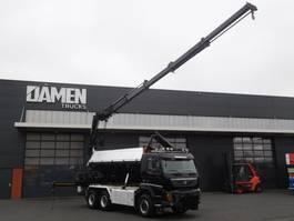 tipper truck > 7.5 t Volvo FMX 460 6x6 R EEV 2012
