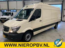 refrigerated van Mercedes Benz SPRINTER 316cdi koeling laadklep 2014
