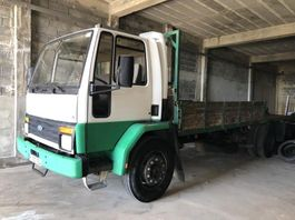 drop side truck Ford Cargo 1315 - 6 cilindres engine 1989