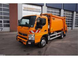 garbage truck Fuso Canter 9C18 2019