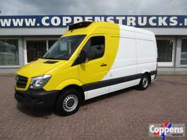refrigerated van Mercedes Benz Sprinter 313 CDI Koel/Vries (220V) L2/H2 2014