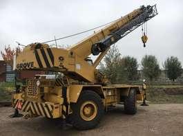 rough terrain crane Grove RT 744 B / RT 700 1990