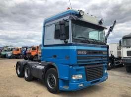 tracteur poids lourd DAF XF 430 6X4 2003