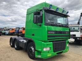 tracteur poids lourd DAF xf 430.  6 x 4 1998