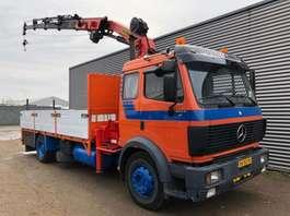 crane truck Mercedes Benz 1933 1991