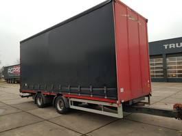 sliding curtain trailer GS Meppel AN 2000 2003