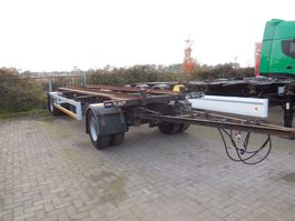 container chassis trailer LAG A-2-20 ST 2011