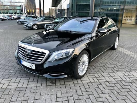 Stretchlimousine Mercedes Benz S 350 d L /Distronic/Comand/360 Kamera/Panorama