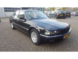sedan car BMW 7 Serie 735I AUT. 1997