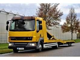 car transporter truck DAF FA LF45G08 2010