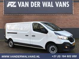 closed lcv Renault Trafic 1.6DCI 120pk T29 L2H1 COMFORT Airco, Cruisecontrol, Camera, 3-Zits 2017