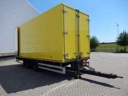 closed box trailer KMA 2 As Wipkar Gesloten, WY-71-BV 2000