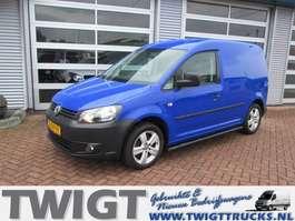 véhicule utilitaire léger fermé Volkswagen Caddy 2.0 TDI Automaat airco 2012