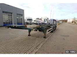 Containerfahrgestell Auflieger Renders R 008/49 2009