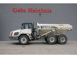 колесный грузовой самосвал Terex TA 30 6x6 Bodyheating Tailgate German Machine! 2007