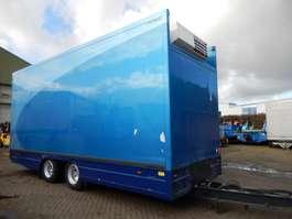 closed box trailer KMA 2 As Wipkar Gesloten, WT-77-ST 1998