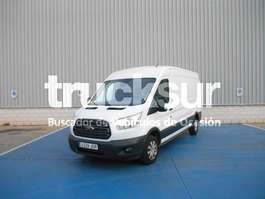 drop side lcv Ford Transit 2016
