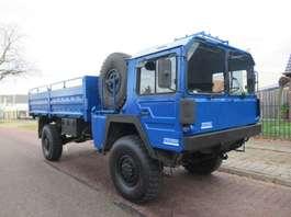 autocarro militare MAN KAT 1 MIL  5T  4x4 1979