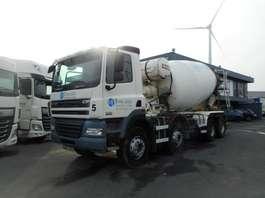 concrete mixer truck DAF FAD CF 85 410 2010