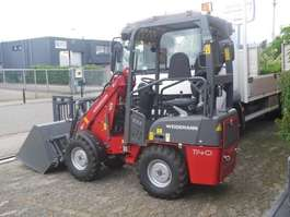 Landwirtschaftlicher Traktor Weidemann WEIDEMAN 1140 MINISHOVEL 2015