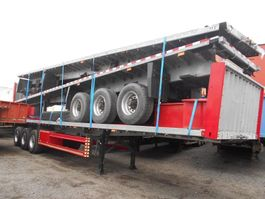 semi-remorque à plateforme Schmitz Cargobull Non spécifié 2019