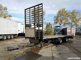 flatbed full trailer Draco MXS 218  WIPKAR  HARDHOUTEN VLOER  BPW ASSEN 2007