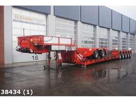 lowloader semi trailer Nooteboom EURO 111-25 5 + 2 pendel assen 2009