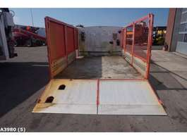 open top shipping container Open container 22m3