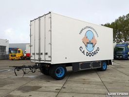 closed box trailer Floor FLA 10 101 1997