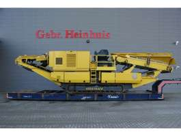 kruszarka Keestrack Galleon Cone Crusher 170 Hours! 2016